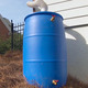 Sample of rainwater barrel similar to those Mendon is offering