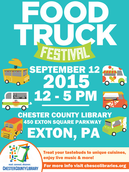 Chester County Library Food Truck