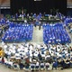 Unionville High School seniors graduate at the Bob Carpenter Center on Tuesday morning