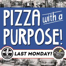 Medium pizza mondays