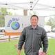 Bill Jun of Earth Beat, and owner of Lotus.