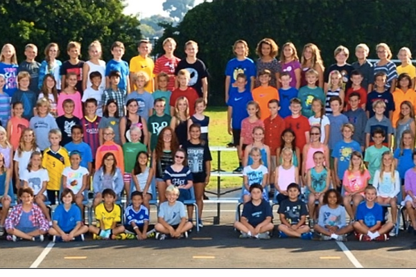 Grandview Elementary Class of 2015