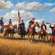 """""""The Arikara Scouts"""" by John Fawcett"""