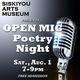 Thumb open mic poetry web