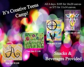 Medium teen 20camp 201