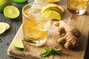 Medium ginger