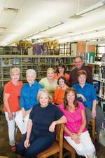 Friends of the Mansfield Public Library Do It by the Book - Jul 20 2015 0456AM