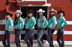 Southlake Rodeos Inaugural Team