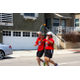 The Special Olympics torch, known as the Flame of Hope, made its way through Manhattan Beach today (Tuesday, July 21, 2015) as part of the 2015 World Games Torch Run.