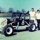 Falcon Modified - Louie Malfroid, Fuzzy and Dan Bantin Photo: John Surges Collection