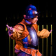 """Ryan Klug as Don Quixote explains his quest in """"The Impossible Dream"""""""