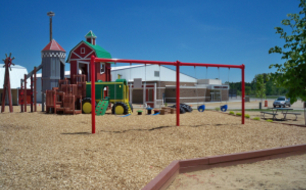 Burnstads Playground and Ice Center Addition