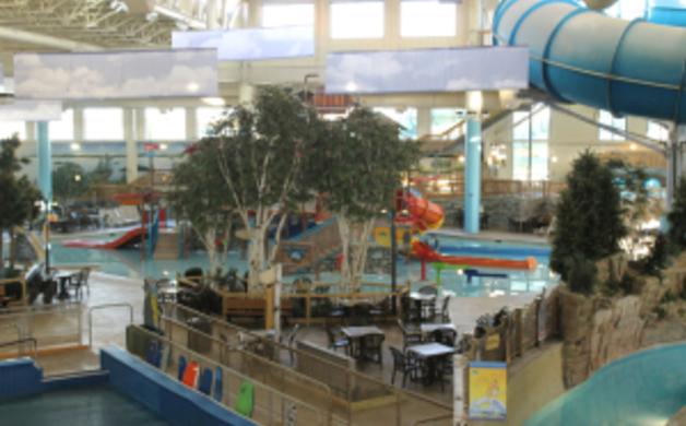 Waterpark Daytime