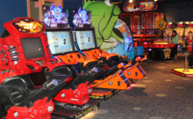 Norhtern Lights Arcade