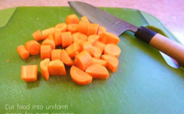 Carrots chopped 2