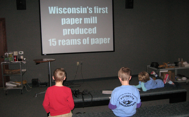 Paper Discovery Center Movie
