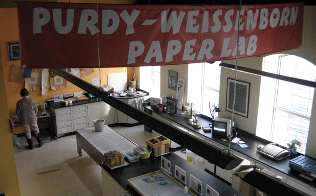 Paper Discovery Center Paper Lab