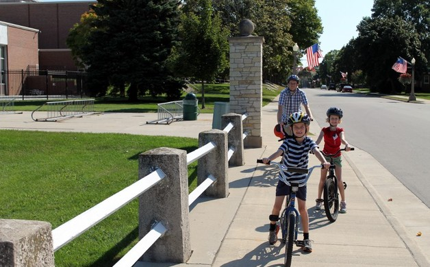 The American Club Bicycle Rental