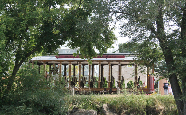 trolley rockford illinois