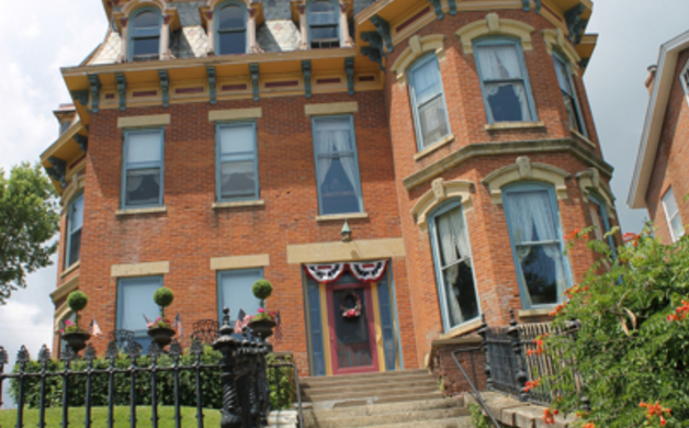 Historical Home Galena