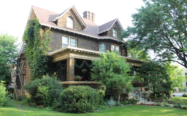 Butler House Exterior