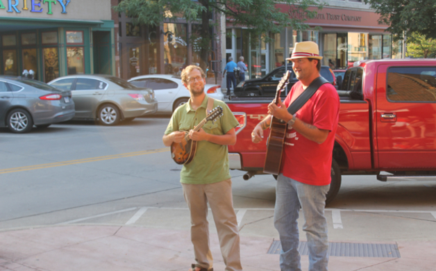 First Friday Musicians