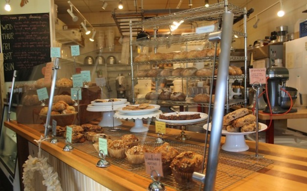 The Main Grain Bakery Interior