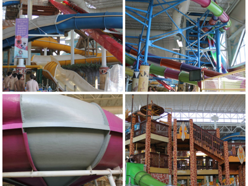 Indoor Waterpark In Wisconsin The Kalahari Resorts Conventions Is Also One Of More Convenient And Accessible Destinations Dells