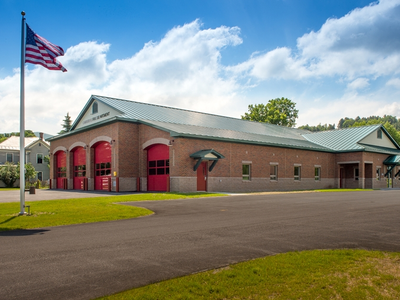 Cambridge fire station mccay 2