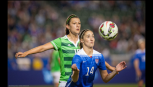 Catching Up With Southlakes International Soccer Star Monica Alvarado - Aug 05 2015 0503AM