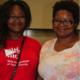 Scholarship Winner Dia McMillan with her Mother. Photo Courtesy of Julien and Lambert Photography