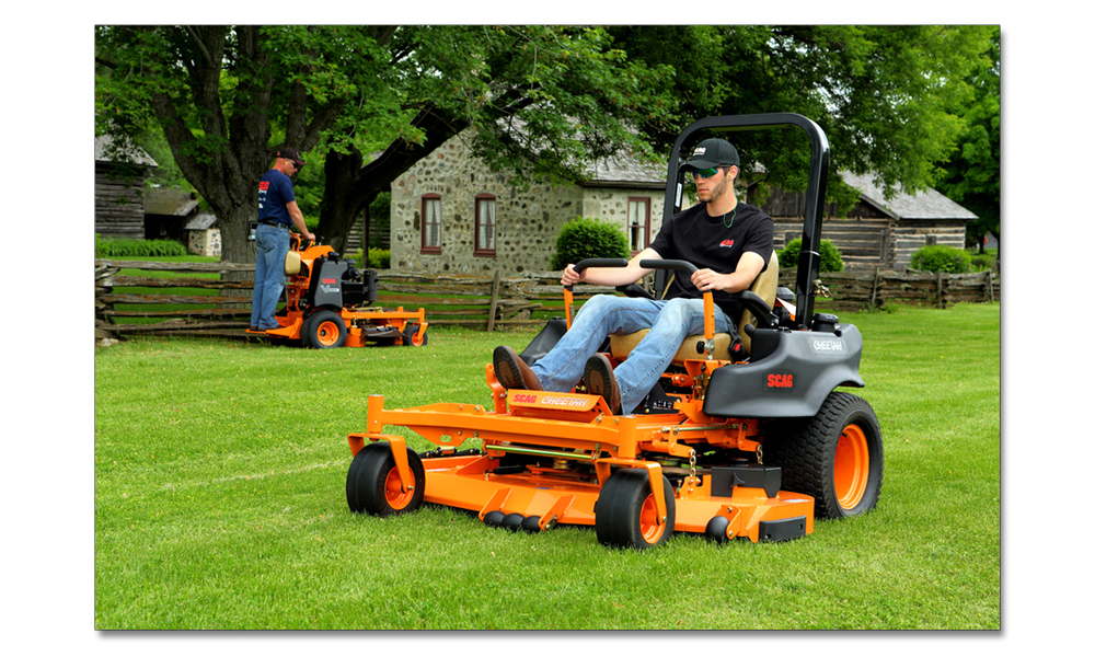 Scag Power Equipment Continually Innovating Products For