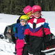 Helmets and other winter apparel are usually included in the price of a snowmobile tour.