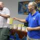 "Big Ryan and Bellingham Children's Librarian Steve ""Mr. Steve"" Fowler"
