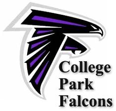 Medium college park falcons