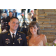 Staff Sergeant Carl and wife Blaine Trujillo