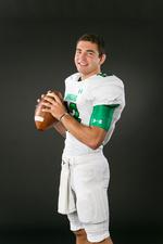 Junior Quarterback Mason Holmes will be under center in Week 2 vs Tulsa Union