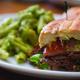 Campagnia's cheese steak sandwich