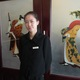 Cecilia Chen is the manager of the recently renovated Sakura Hibachi and Sushi