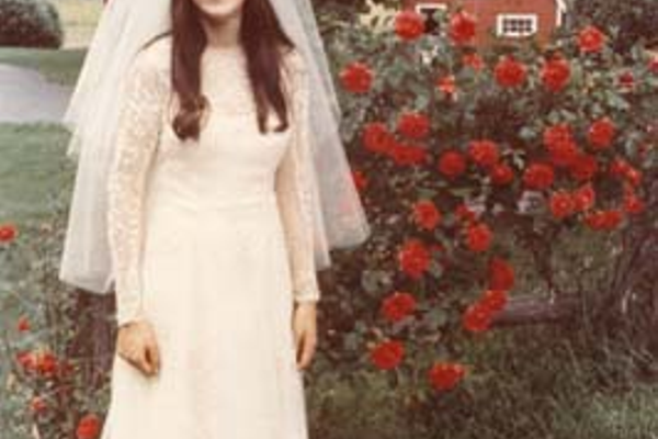 Abigail Rudge married David Harold Stern Wilbraham, Mass. June 14, 1973