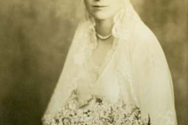 Martha Hazen married Morgan Allen Powell Episcopal Church Dobbs Ferry, New York Oct. 20, 1928