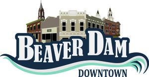 Medium beaver dam logo