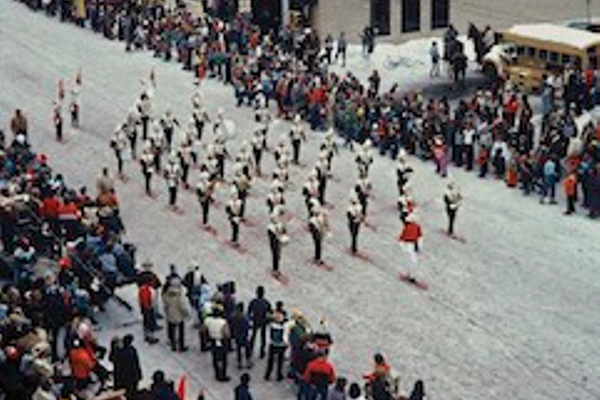 1982 Winter Carnival/Photo by Ron Dahlquist