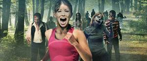 Medium zombie 20run
