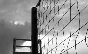 Medium volleyball net 280 2723666