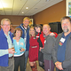 Local business people at a Chamber Mixer