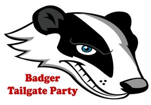 Medium badger 20tailgate 20logo