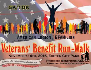 Medium veterans 20run walk 20poster 2015 8.5x11