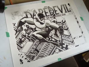 Medium daredevil 20bw