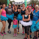 Members of the Kaia Fit El Dorado Hills running team: (Back, L to R) Sonya Sorich, Lisa Williams, Laura Quezada, Jennifer Lee, Julie Lyons and Betty Hoffmany; (Front, L to R) Gracie Quezada and Emma Lyons